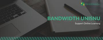 Bandwidth Unisnu Untuk Mendukung Pembelajaran Daring